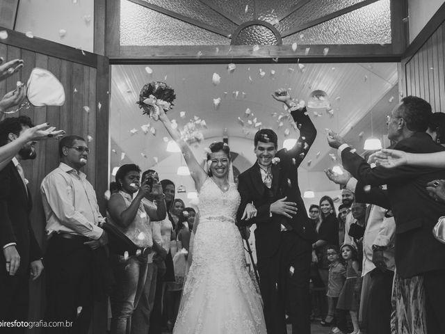 O casamento de Iray e Renata