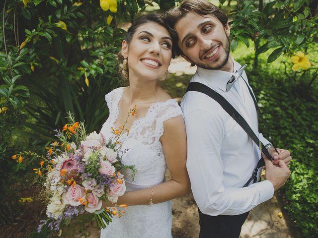 O casamento de Nicole e Luigi