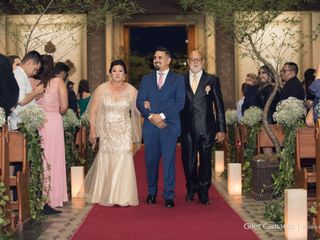 O casamento de Débora  e Guilherme  1