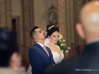 O casamento de Débora  e Guilherme