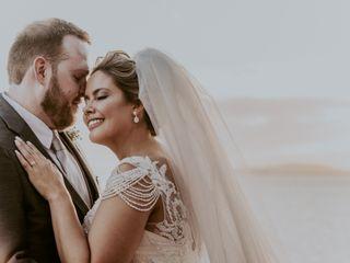 O casamento de Gabriela e Fabrício