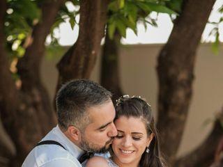 O casamento de Aurea e João