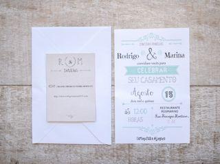 O casamento de Marina e Rodrigo 1