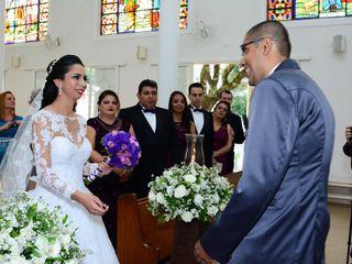 O casamento de Fabiana e Pedro