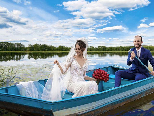 O casamento de Rérold e Kamila