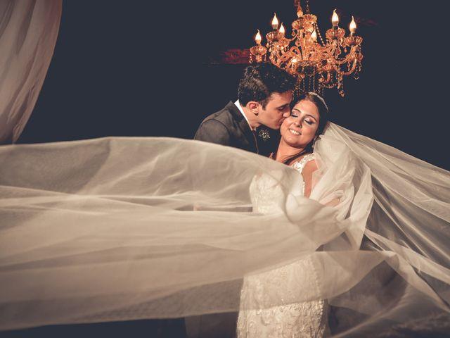 O casamento de Jéssica e Ângelo