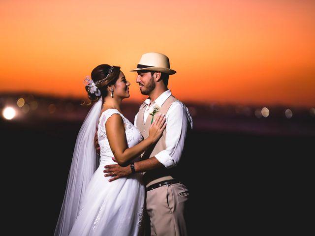 O casamento de Sara e Felipe
