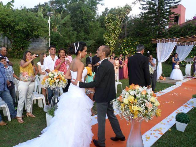 O casamento de Maiara e Kenny
