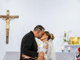 O casamento de Barbara Borges Carlos e Tiago Borges Carlos
