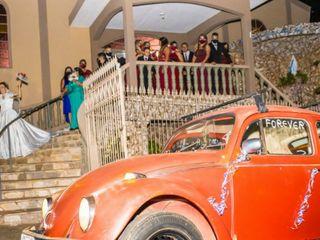 O casamento de Barbara Borges Carlos e Tiago Borges Carlos 3