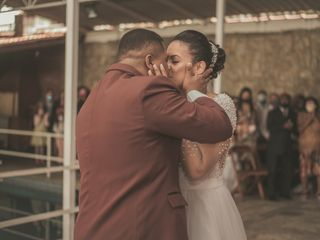 O casamento de Gustavo e Natalia