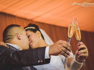 O casamento de Waldomilton e Gislaynne 3