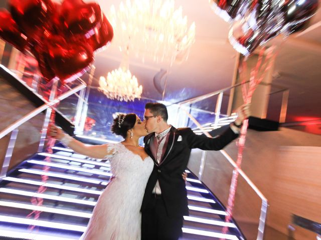 O casamento de Larrisa e Lucas