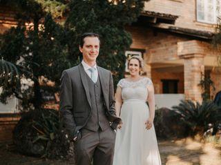 O casamento de Ale e André 1