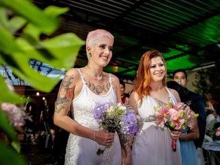O casamento de Luana e Rebeca