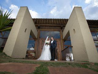 O casamento de Larissa e Thiago