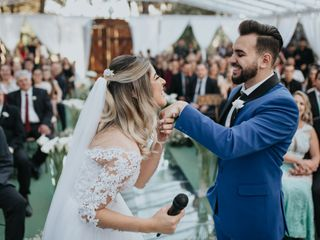 O casamento de Giovana Carvalho  e Gustavo Paganini