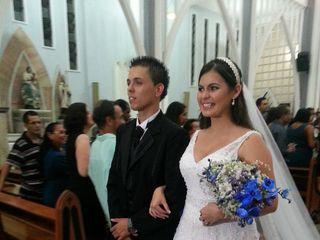 O casamento de Stéfane e Bruno