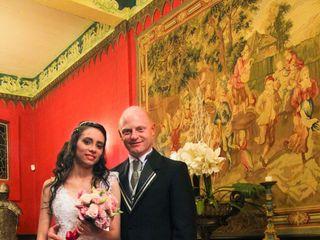 O casamento de Tabita e Robson