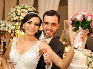 O casamento de Anabelle e Daniel