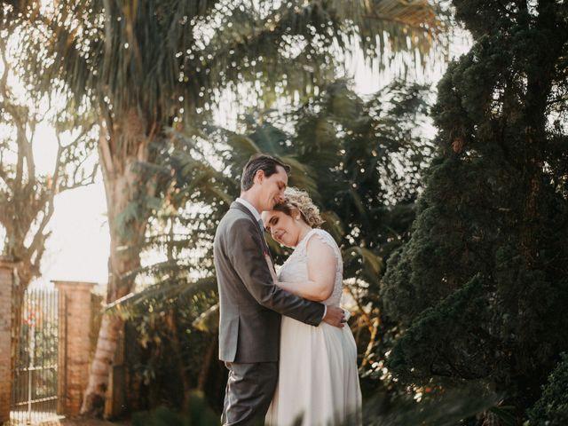 O casamento de Ale e André