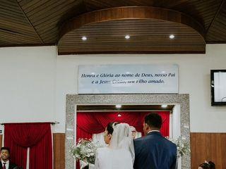 O casamento de Denise e Furtado 1