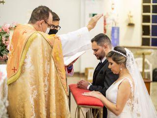 O casamento de Patrícia e Marconi