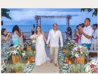 O casamento de Renata e Ruy