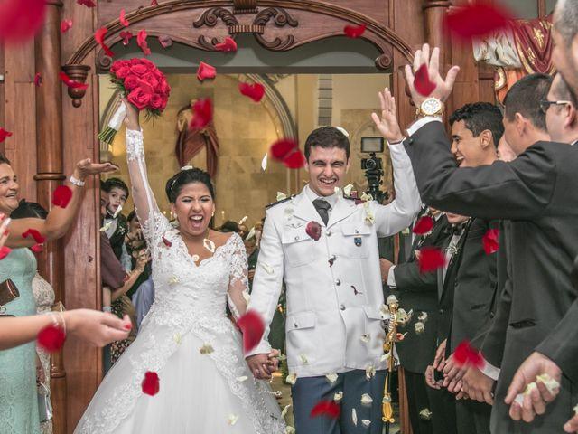O casamento de Kelly e Felipe