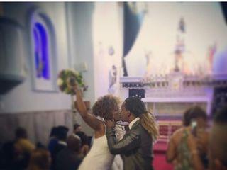 O casamento de Luanna  e Wagner 3