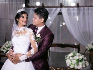 O casamento de Alice e Carlos