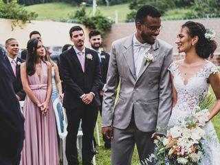 O casamento de Cris e Lucas 1