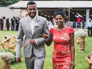O casamento de Cris e Lucas 3