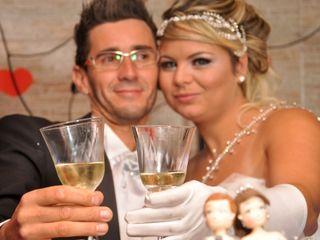 O casamento de Sarah e Robson 1