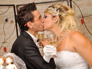 O casamento de Sarah e Robson
