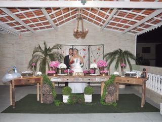 O casamento de Sarah e Robson 3