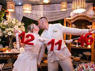O casamento de Bruna e Edmar