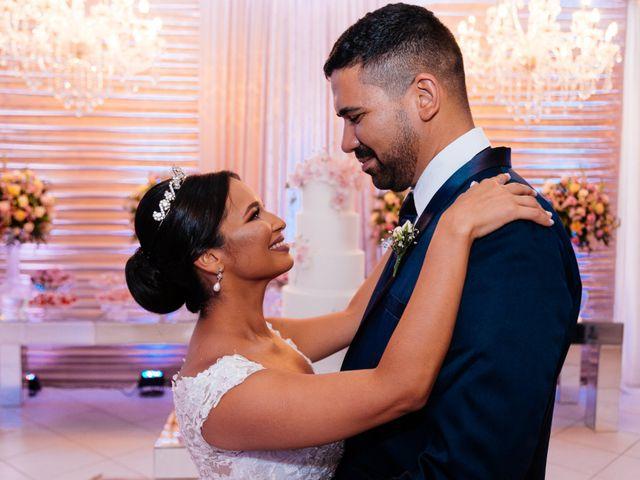 O casamento de Samara e André