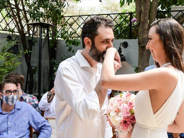 O casamento de Mauricio e Catia em São Paulo, São Paulo 20