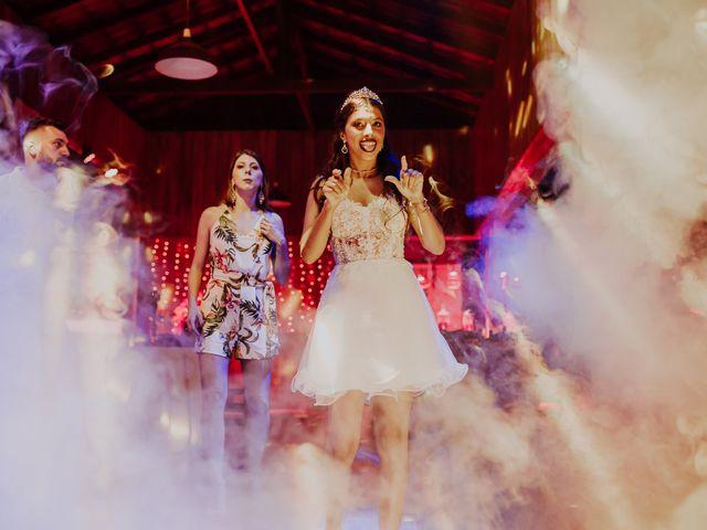 O casamento de Geovane e Kariana em Gaspar, Santa Catarina 5