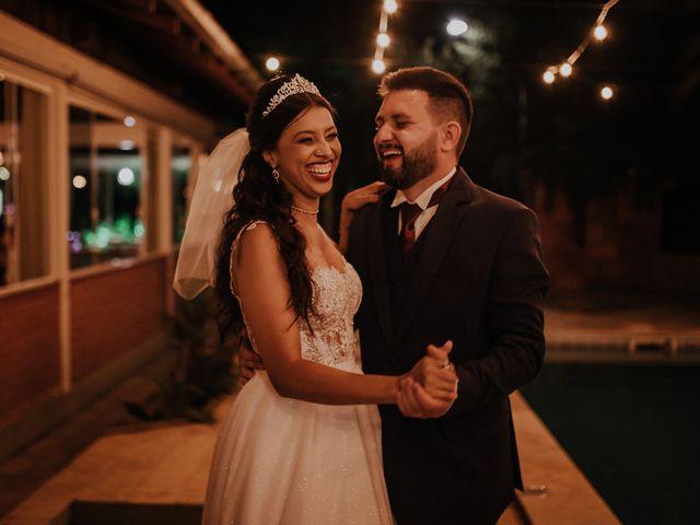 O casamento de Geovane e Kariana em Gaspar, Santa Catarina 27