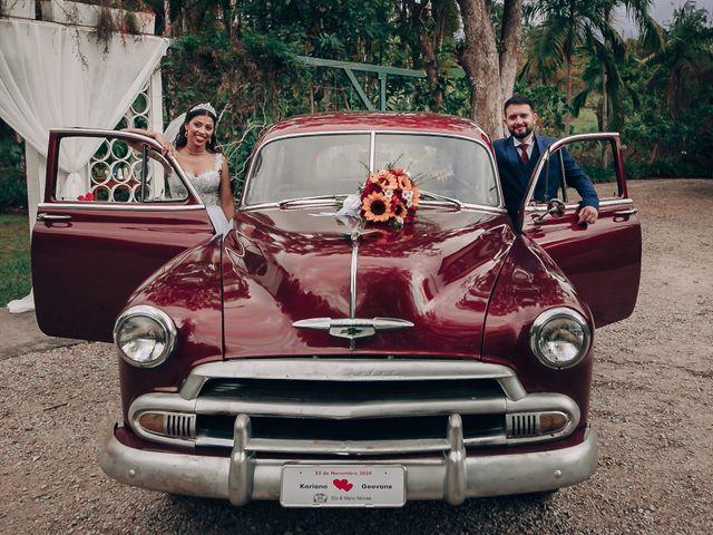 O casamento de Geovane e Kariana em Gaspar, Santa Catarina 38