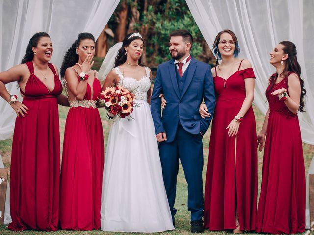 O casamento de Geovane e Kariana em Gaspar, Santa Catarina 39