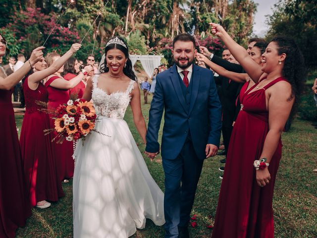 O casamento de Kariana e Geovane