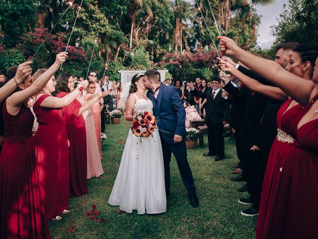 O casamento de Geovane e Kariana em Gaspar, Santa Catarina 40