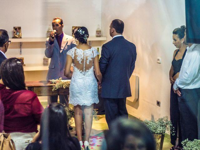 O casamento de Denise e Antonio