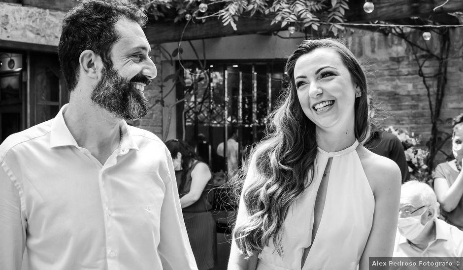 O casamento de Mauricio e Catia em São Paulo, São Paulo