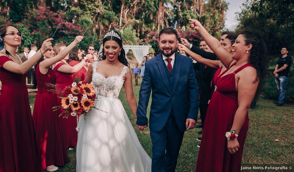 O casamento de Geovane e Kariana em Gaspar, Santa Catarina