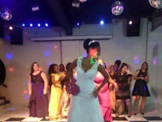 O casamento de Jamila e Raffael 1