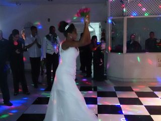 O casamento de Jamila e Raffael